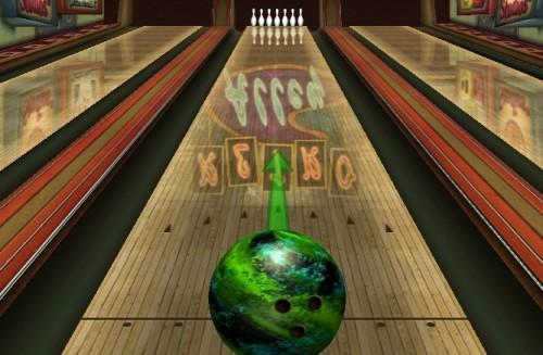 Боулинг 3D (Cutter Ball)