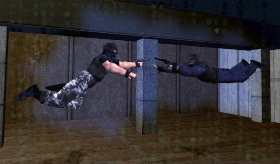 Трюки в Counter Strike 1.6