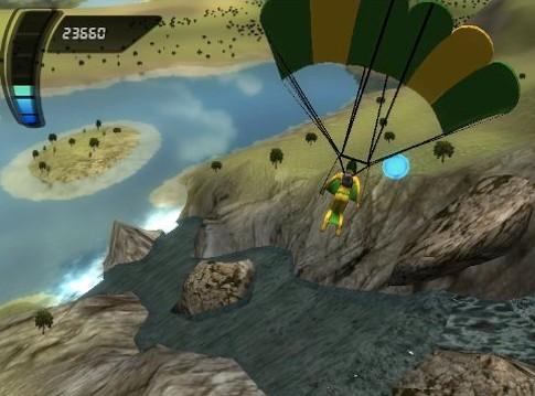 Экстрим с парашютом (Dare Up!)