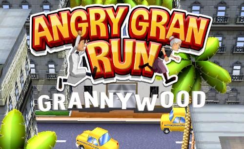 Беги, бабуля, беги 3 (Angry Gran Run 3)