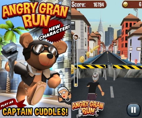 Беги, бабуля, беги 2 (Angry Gran Run 2)