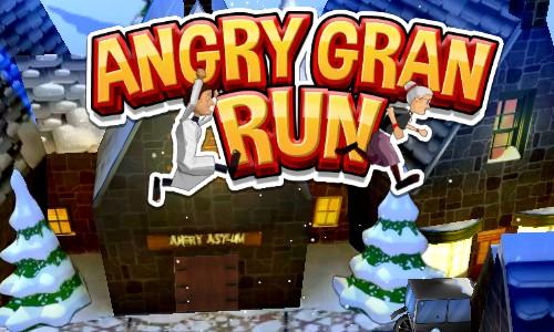 Беги, бабуля, беги 4 (Angry Gran Run Christmas)