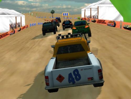 Буря в пустыне (Desert Storm Racing)
