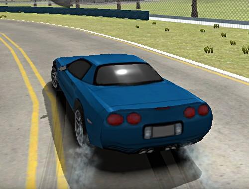 Экстремальный дрифт (Extreme Drift)