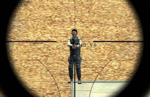Снайпер-призрак (Ghost Sniper)