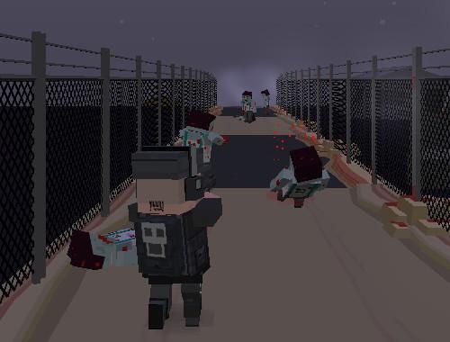 Навстречу зомби (Left Behind)