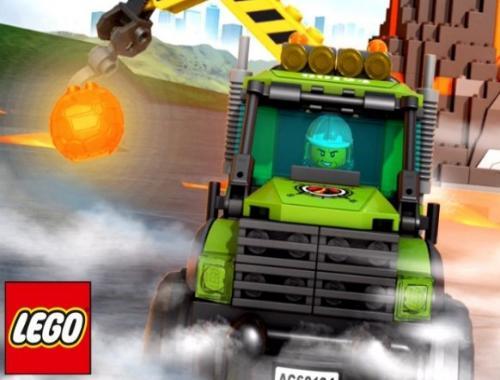 Лего сити: вулкан (Lego City Volcano)