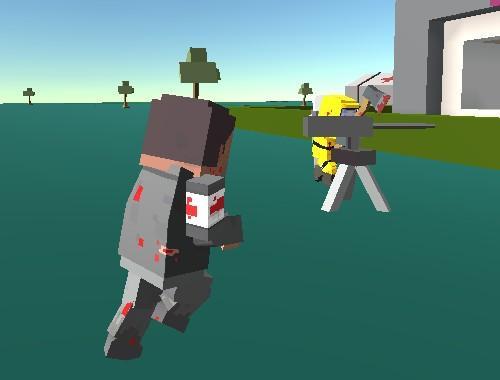 Пиксельные войны (Pix Wars)