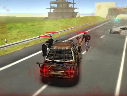 Зомби: дорога смерти (Zombie Dead Race)