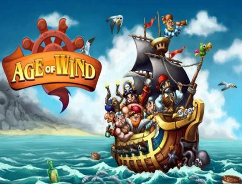 Морской бой (Age of Wind)