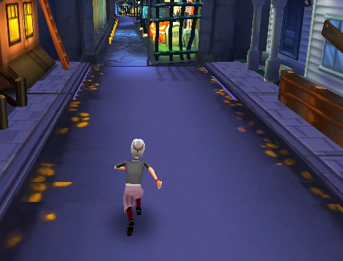 Беги, бабуля, беги: Хэллоуин (Angry Gran Run Halloween)