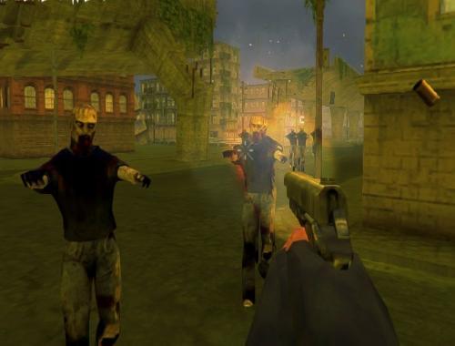Вызов зомби 3 (Call of Zombies 3)