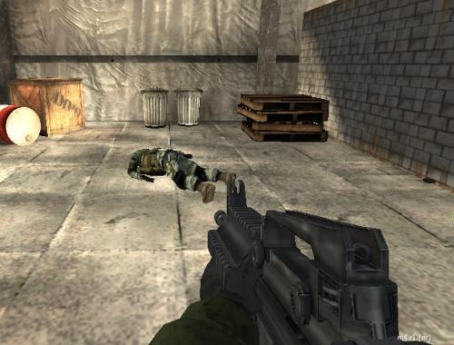 Стволы (Combat Guns)