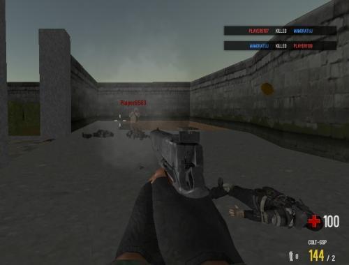 Боевая перезагрузка (Combat Reloaded)