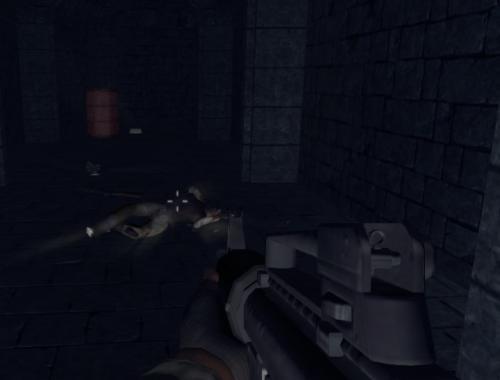 Ад подземелья (Dungeon FPS)
