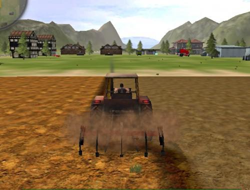 Симулятор фермера (Farming Simulator)