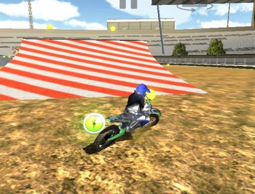 Мотофристайл (Motorbike Freestyle)