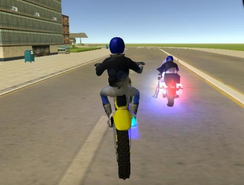 Мотосимулятор (Moto Simulator 3D)