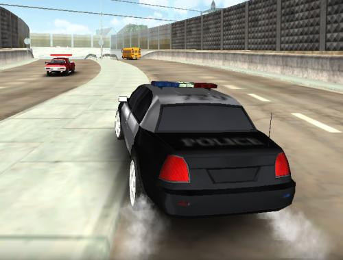 Police vs Thief: Hot Pursuit