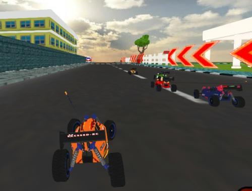 Супер-гонщик (RC Super Racer)