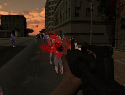 Восстание зомби (Rise of The Zombies)