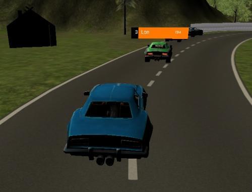 Скоростная гонка (Speed Racing)