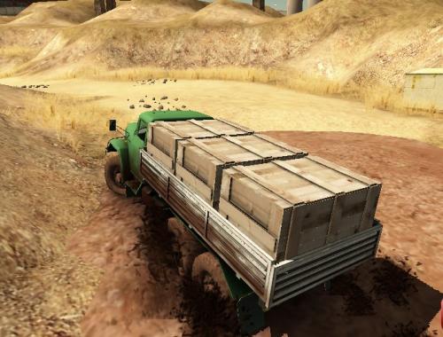 Водитель грузовика 2 (Truck Driver 2)