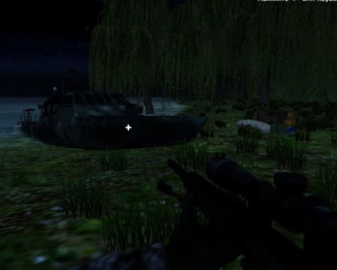 Захваченный остров 3 (Army Recoup: Island 3)