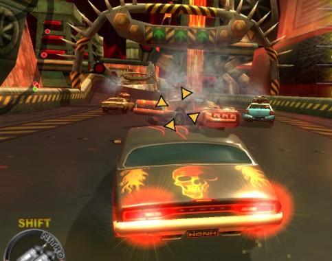 Смертельно опасная гонка (Lethal Brutal Racing)