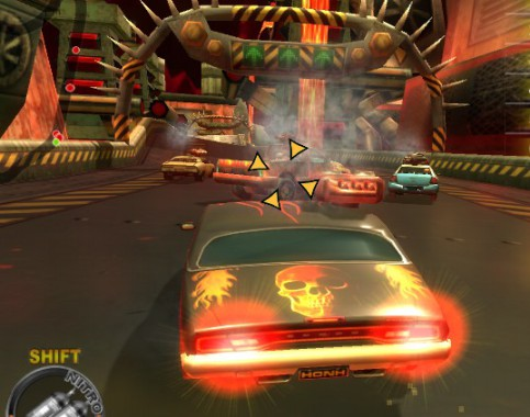 ���������� ������� ����� (Lethal Brutal Racing)