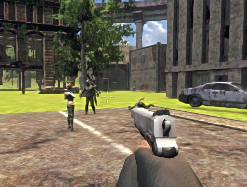 ��� ����� 2 (Call of Zombies 2)