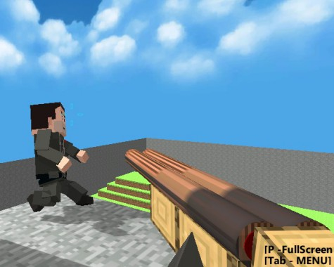 Пиксельный апокалипсис 3 (Pixel Gun Apocalypse 3)