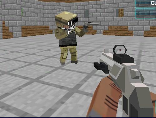 Пиксельный апокалипсис 4 (Pixel Gun Apocalypse 4)
