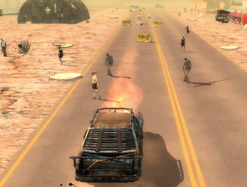 Задави зомби (Route Z)