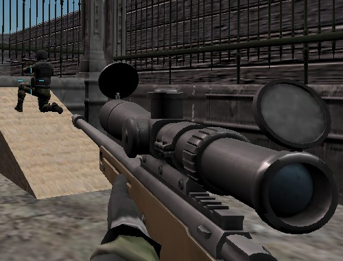 ����������� ����� (Snipers Wars)