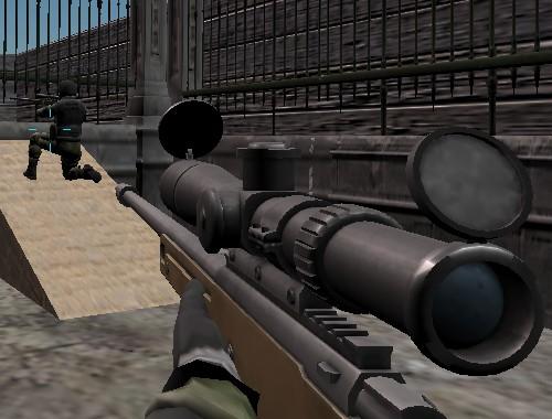 Снайперские войны (Snipers Wars)