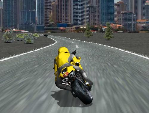 Гонка на мотоцикле (Sportsbike Challenge)