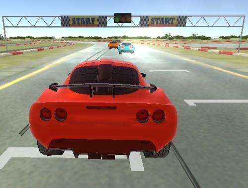 Уличный гонщик (Street Racer)
