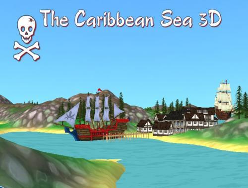 Пираты Карибского моря (The Caribbean Sea 3D)