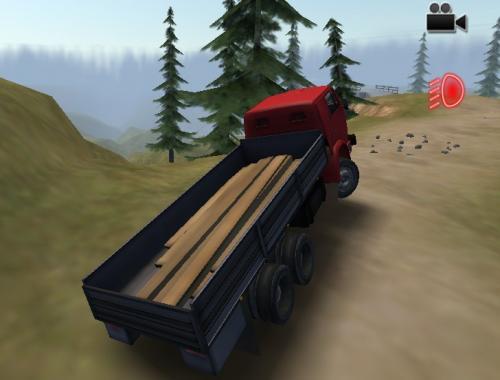 Водитель грузовика (Truck Driver)