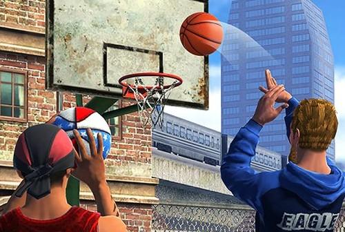 Звезды баскетбола (Basketball Stars)