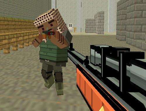 Пиксельный апокалипсис (Pixel Gun: Apocalypse)