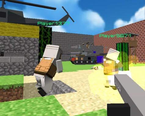 Пиксельная война 2 (Pixel Warfare 2)