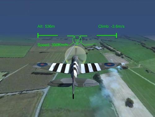 Меткий летчик (Spitfire Dogfight)