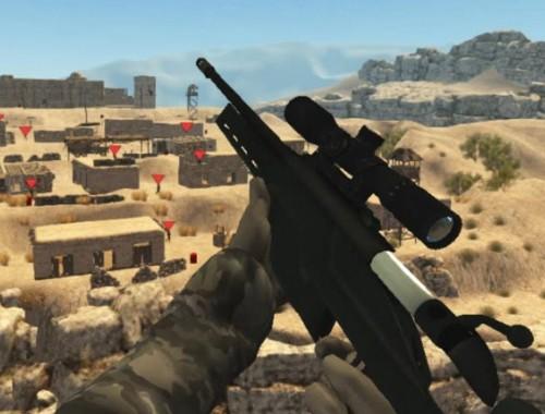 Снайпер-невидимка (Stealth Sniper)
