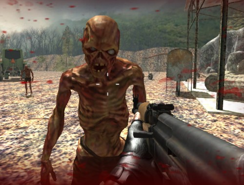 Удар зомби (Zombie Strike)