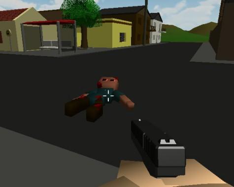 Блокировка зомби (Zumbi Blocks Ultimate)