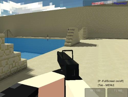 Пиксельная война (Pixel Warfare)