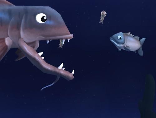 Рыбка (A Fish)