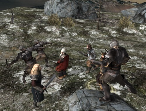 Хоббит: битва пяти армий